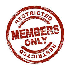restricted members only